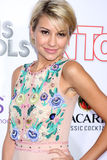 Chelsea Kane arrives at the  Stock Photos