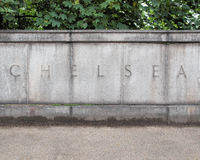 Chelsea, London Royalty Free Stock Photography