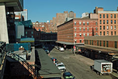 Chelsea Manhattan New York City stockbilder