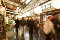 Chelsea Market stock photography