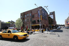 Chelsea New York City Royalty Free Stock Image