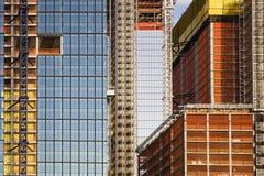 Chelsea occidentale, New York, Etats-Unis Photos libres de droits