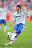 Chelsea Tour 2011 Thailand. BANGKOK - JULY 24 :F.Lampard in action during Coke Super Cup :Chelsea Asia Tour 2011 Thailand. TPL All Star between Chelsea at Stock Images