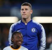 Chelsea v Dynamo Kyiv - UEFA Europa Leagueronde van 16: Eerste Been stock afbeelding