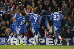 Chelsea v Royalty Free Stock Images