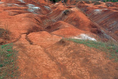 Cheltenham Badlands Stock Photos