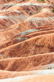 Cheltenham Badlands, Ontario, Canada Royalty Free Stock Images