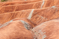 Cheltenham Badlands, Ontario, Canada Stock Photo