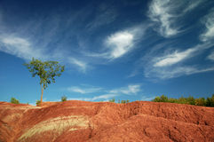 Cheltenham Badlands Royalty Free Stock Photos