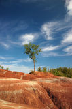 Cheltenham Badlands Stock Image
