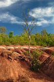 Cheltenham Badlands Stock Images