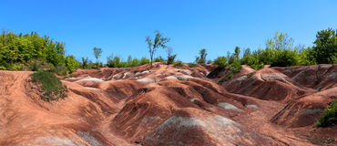 Cheltenham Badlands Trail Royalty Free Stock Photography