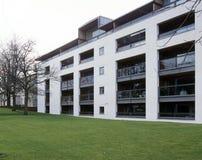 Cheltenham flerfamiljshus Fotografering för Bildbyråer