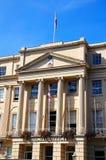Cheltenham Gemeentelijke Bureaus stock afbeelding
