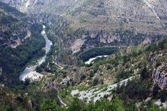 chely χωριό du Άγιος Tarn Στοκ Εικόνες