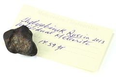 Chelyabinsk meteoryt 05 Zdjęcia Royalty Free