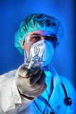 Chem Stock Photo