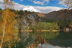 chemal озеро Стоковое Изображение