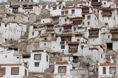 Chemdey monastery in Ladakh,  India Royalty Free Stock Image