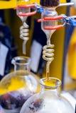 Chemex coffee brewing Stock Photo