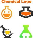 Chemica Logo Template Photo libre de droits