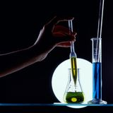 Chemical Royalty Free Stock Photos
