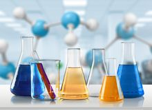 chemical images stock