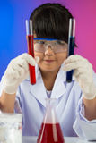 Chemical analysis Royalty Free Stock Photography