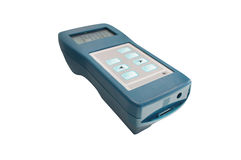 Chemical analyzer Stock Photos