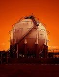Chemical behållare Royaltyfri Fotografi