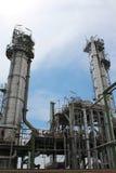 Chemical destillation Arkivbilder