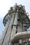 Chemical destillation Arkivfoton