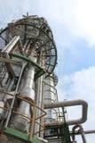 Chemical destillation Royaltyfria Foton