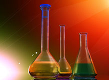 Chemical devices Stock Images
