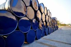 Chemical drum Stock Photos
