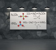 Chemical elements Stock Photos