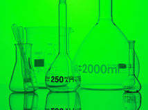 Chemical equipment. For samples analyses Stock Photos