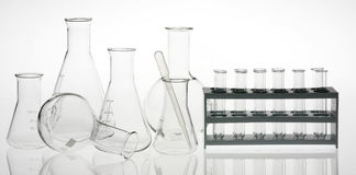 Chemical equipment Royalty Free Stock Photo