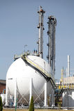 Chemical factory Stock Photography