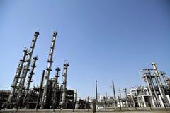 Chemical factory Stock Photos