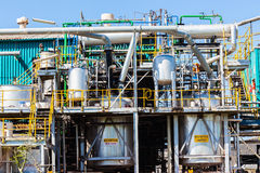 Chemical factory Infrastructure Stock Photography