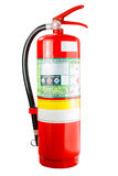 Chemical fire extinguisher isolated, with clipping path Stock Images