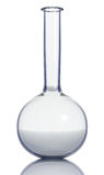 Chemical flask. Stock Images