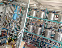 chemical industri Arkivfoton
