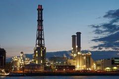 chemical industri Royaltyfri Fotografi