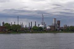 chemical industri Royaltyfri Foto