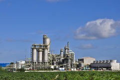 Chemical industrial Stock Photo