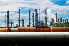 Chemical industrie Stock Images