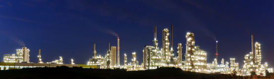Chemical industry Royalty Free Stock Images