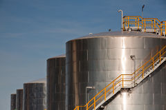 Chemical industry Stock Image